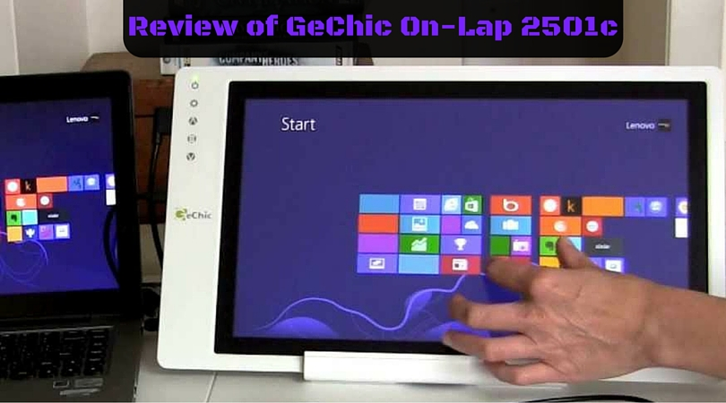 Review of GeChic On-Lap 2501c