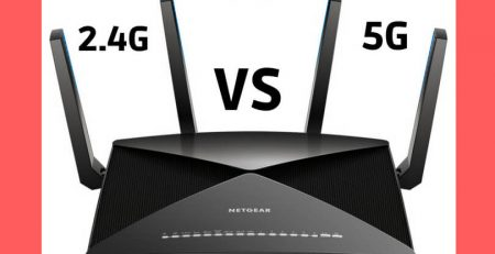difference between 2.4g and 5g wifi