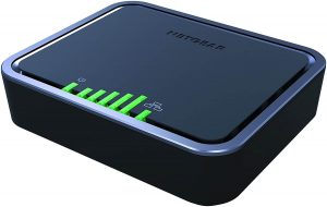 NETGEAR LB2120 LTE AT & T Modem