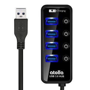 Atolla Super Speed USB 3.0 Hub Splitter