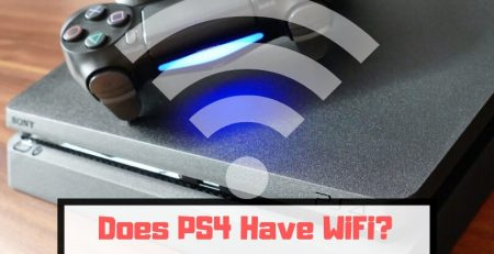 Does PS4 Have WiFi?