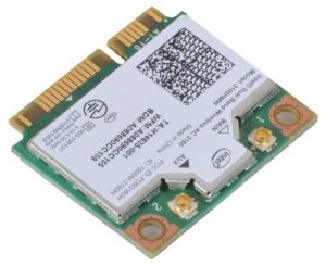 Intel 3160 Dual Band Wireless Card for Laptop