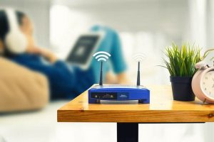 How to move router to another room