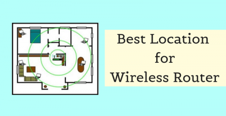 Best Location for Wireless Router