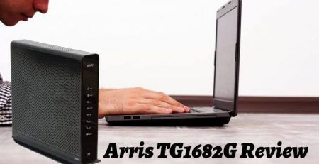 Arris TG1682G Review