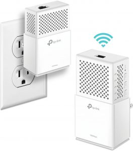 TP-Link Powerline Wi-Fi Extender and Adapter