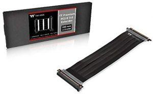 Thermaltake Premium PCIe Riser Cable